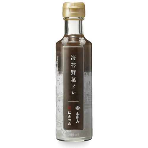 山本山:山本山×にんべんかけるシリーズ「海苔野菜ドレ」