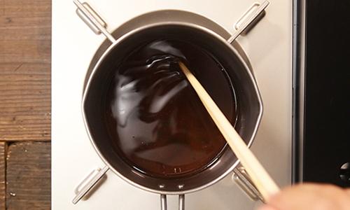 「揚げ出し豆腐」
